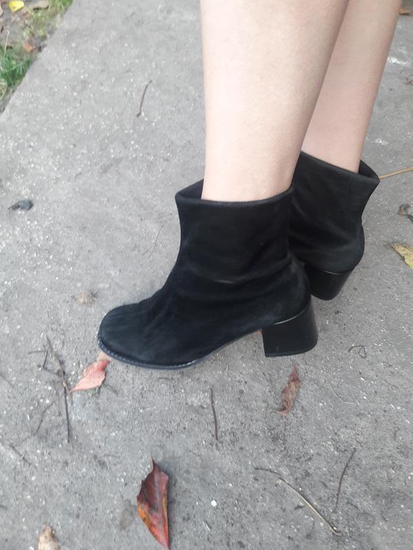 Чулок ботинок.