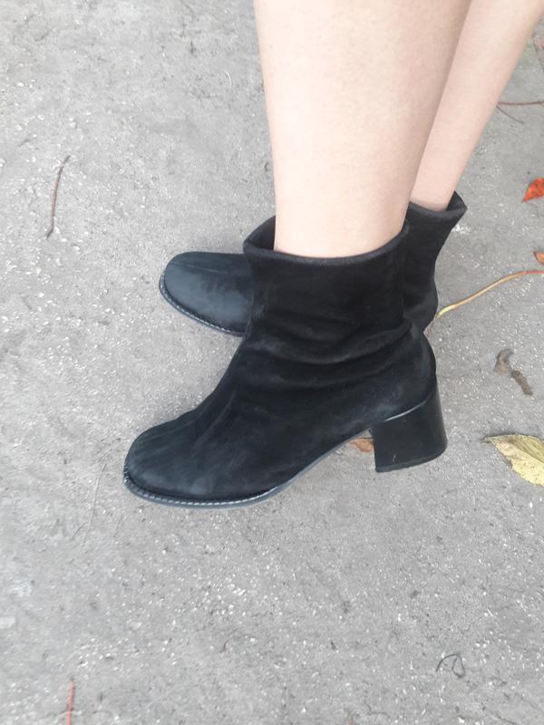 Чулок ботинок. - Фото 8