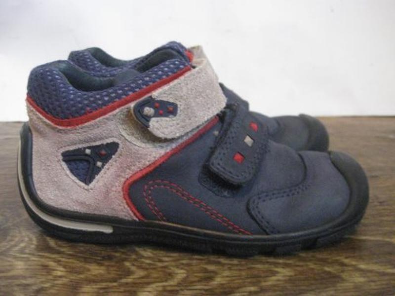 Кожаные ботинки elefanten р.24