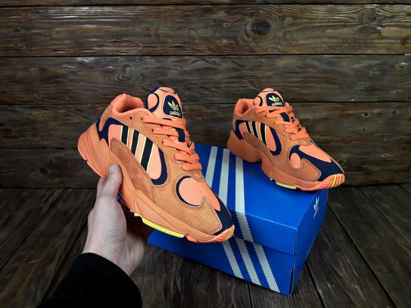 Кроссовки adidas yung 1 топ качество - Фото 2