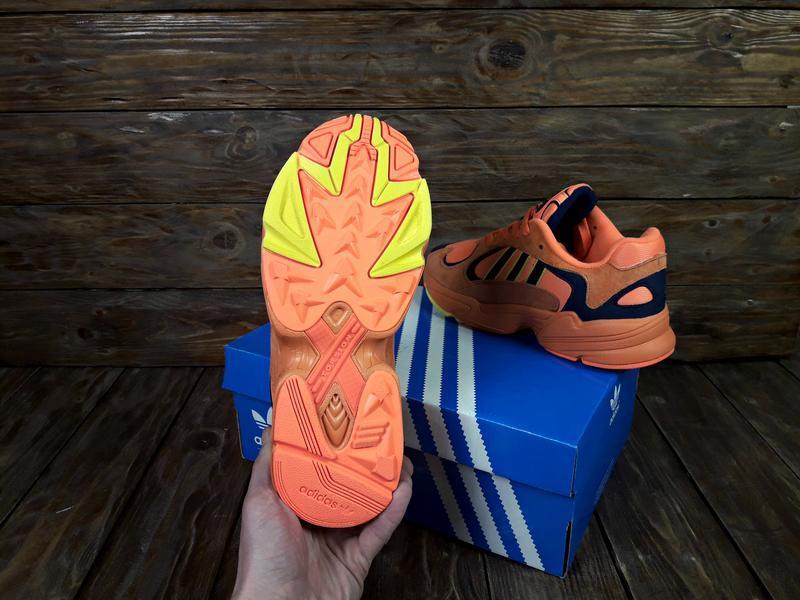 Кроссовки adidas yung 1 топ качество - Фото 3