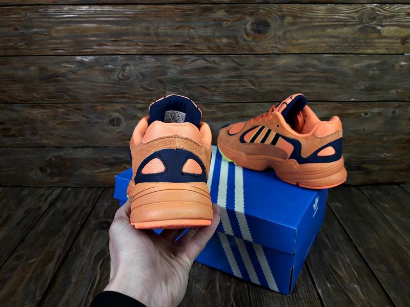 Кроссовки adidas yung 1 топ качество - Фото 4