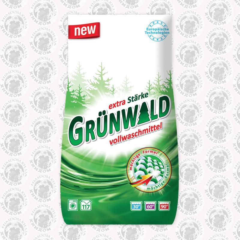 Стиральный порошок Grunwald Горная Свежесть 10кг
