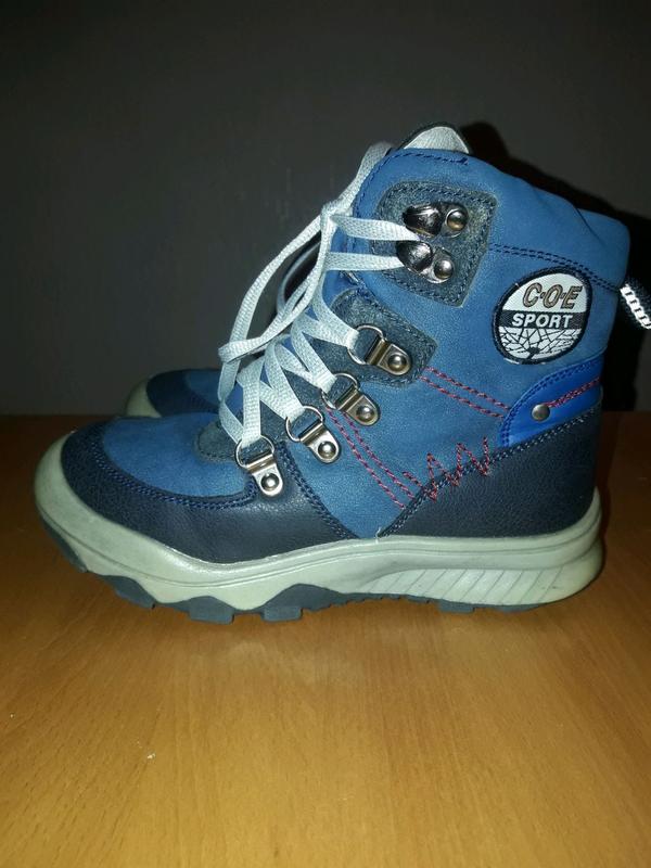 Ботинки сапоги стелька 18 см 29 размер