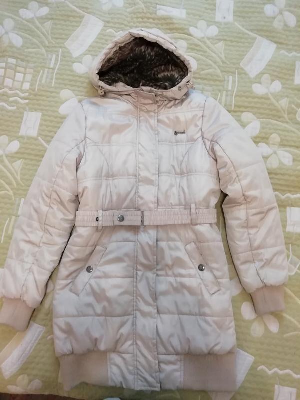 Пальто демисезонное на 164см