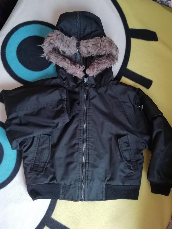 Курточка демисезонная для мальчика. стильна куртка 3-4 роки хо...