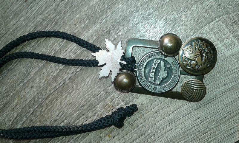 Креативная подвеска(кулон) бохо-стильно оригинально индивидуально - Фото 2