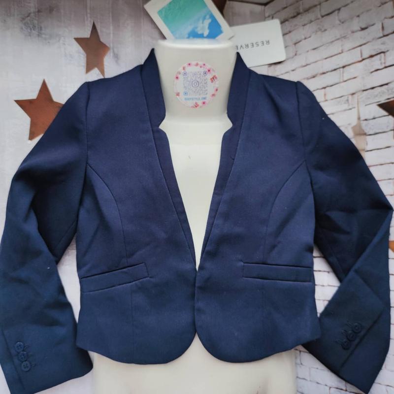Пиджак пиджачок піджачок для дівчинки