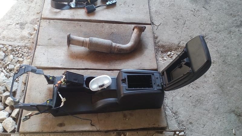 Подлокотник для Ford Mondeo мк3 - Фото 3