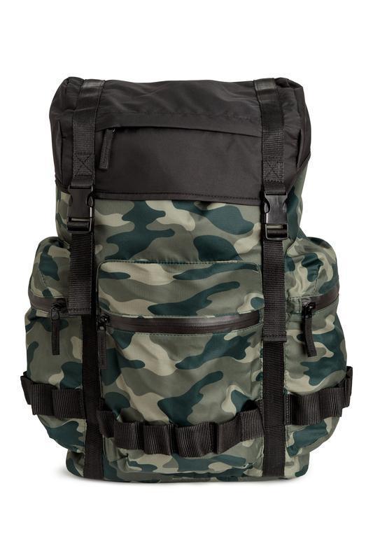 Большой рюкзак h&m !