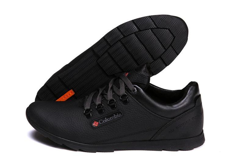 Мужские кожаные кроссовки Columbia 600