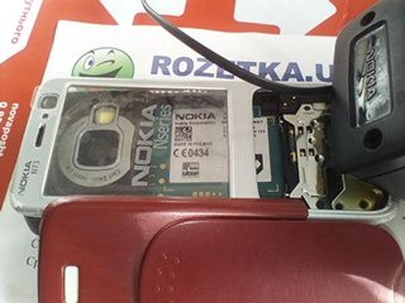 Orig Финский смартфон Nokia N73 бизнес класса не Android центр...
