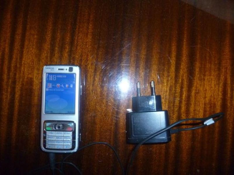 Orig Финский смартфон Nokia N73 бизнес класса не Android центр... - Фото 2