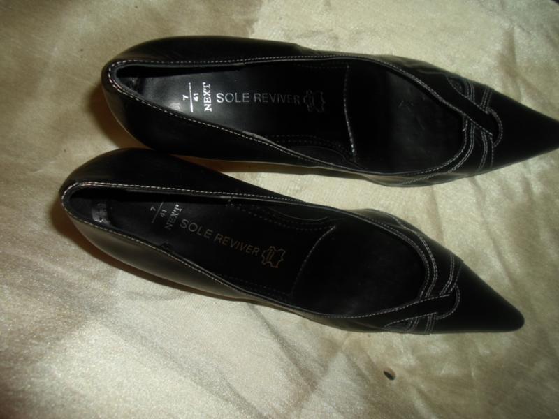 Туфли кожаные - Фото 2