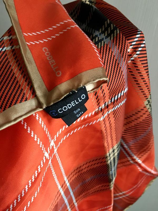 Шелковый платок codello - Фото 5