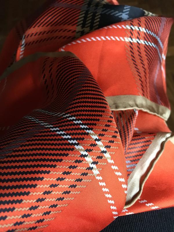 Шелковый платок codello - Фото 7