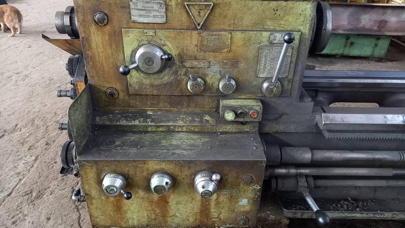 Станок токарный 1М63БФ101 ( РМЦ 3000 мм )
