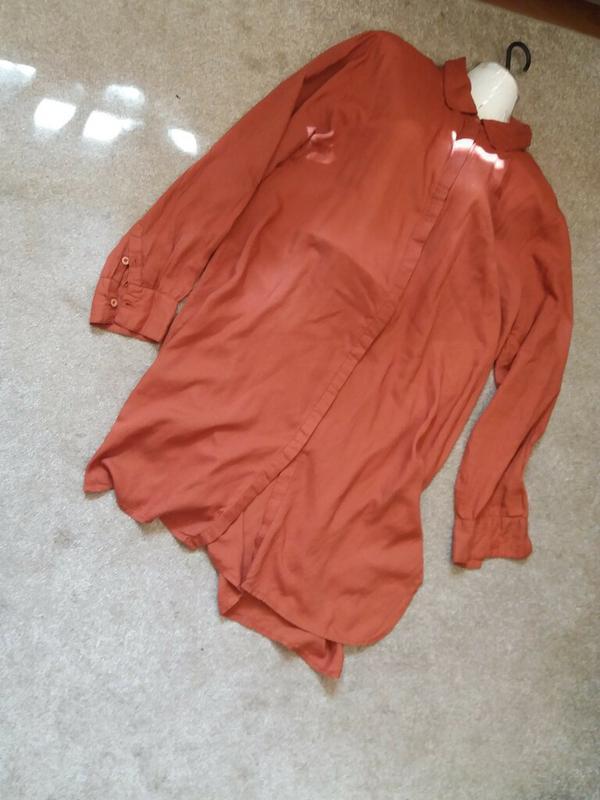 Платье рубашка-л - распродажа