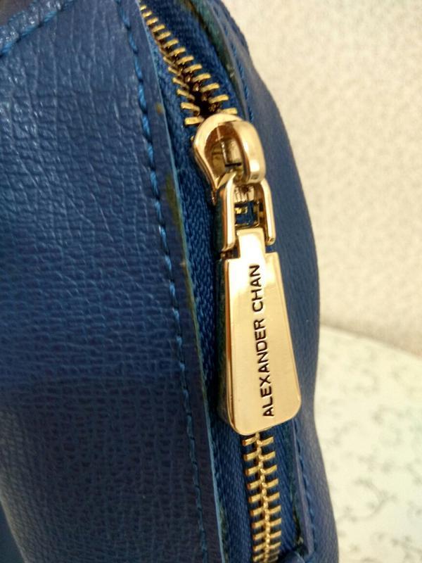Кожаная сумка furla - Фото 5