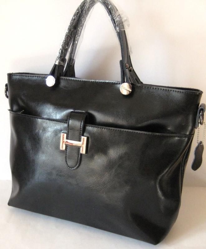 Кожаная женская сумка осень 2018 зима 2019, толстая прочная кожа