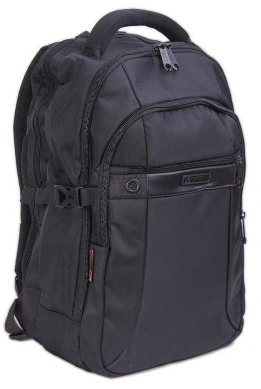 Мощный рюкзак witzman для ноутбука (оригинал) типа oxford, кру...