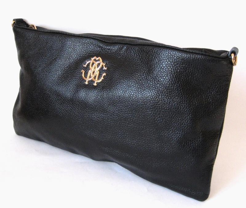 Кожаная сумка cros body клатч шкіряна чорна  натуральная кожа ...