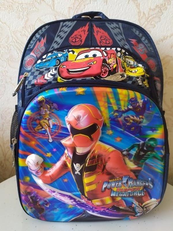 Рюкзак школьный ортопедический ранец для мальчика первоклассни...