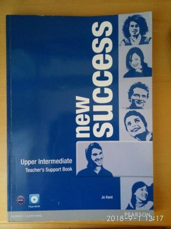 Английский New Success Upper Intermediate Teeacher's Support Book