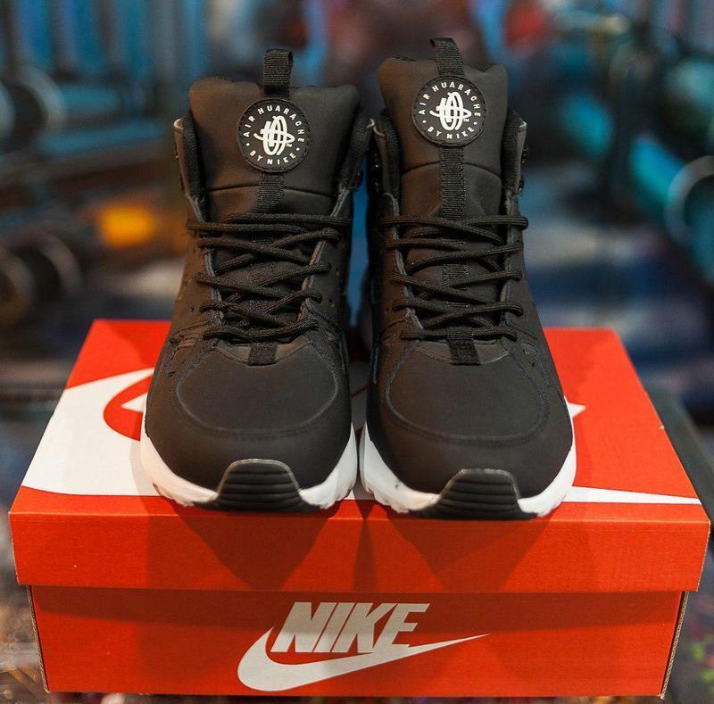 Шикарные кроссовки nike huarache - Фото 2