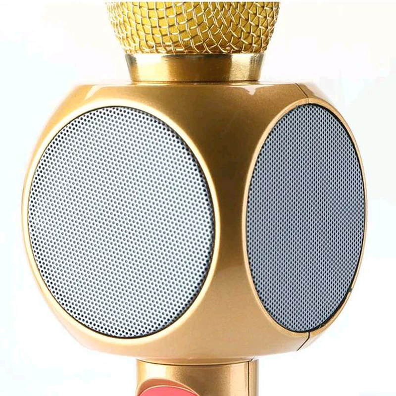 Микрофон с функцией караоке Wster WS-1816 - Фото 7
