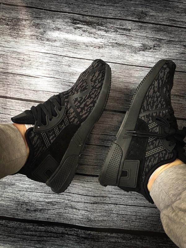 Шикарные кроссовки adidas eqt cushion adv  (весна/ лето/ осень) - Фото 2