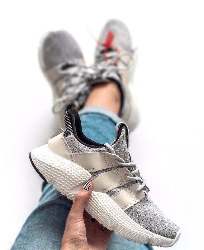Шикарные женские кроссовки adidas prophere (весна/ лето/ осень)