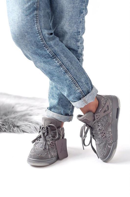 Шикарные женские кроссовки (весна/ лето/ осень) - Фото 3