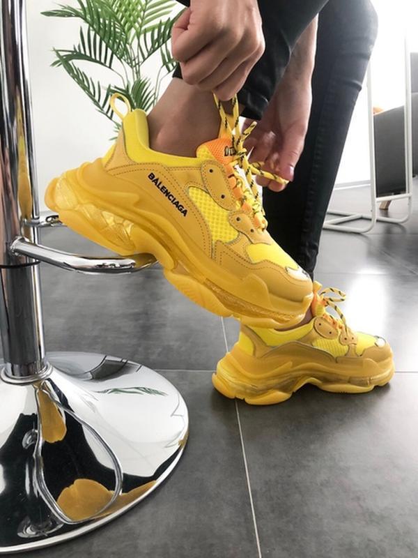 Шикарные женские кроссовки (весна/лето/осень) - Фото 4
