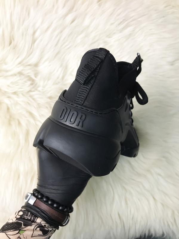 Стильные женские кроссовки connect triple black. (весна/лето/о... - Фото 2