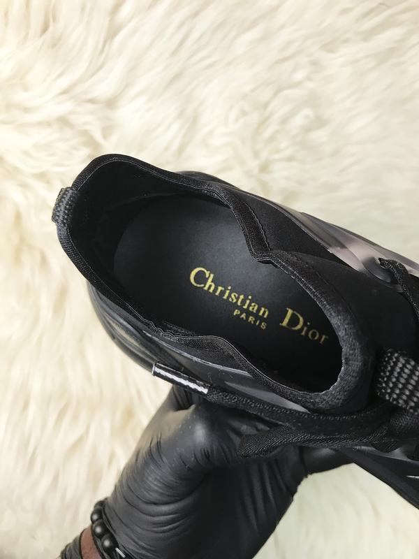 Стильные женские кроссовки connect triple black. (весна/лето/о... - Фото 3