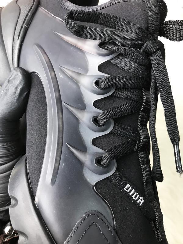 Стильные женские кроссовки connect triple black. (весна/лето/о... - Фото 10