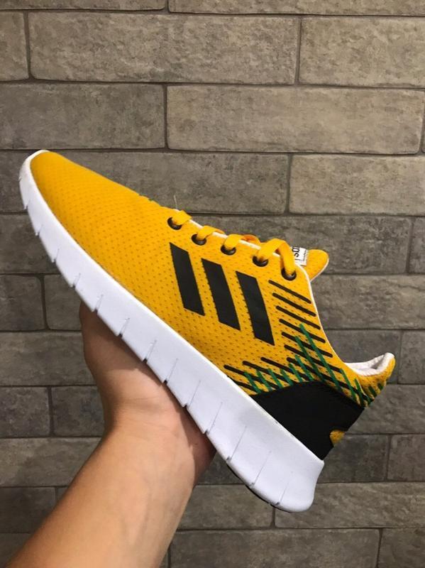 Kроссовки мужские adidas - Фото 6