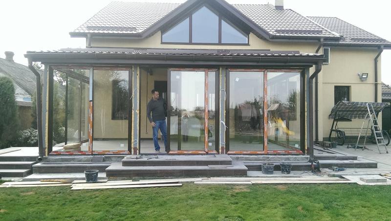 Монтаж и ремонт металлопластиковых окон и дверей