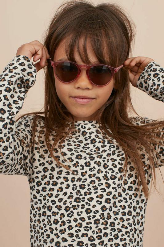 Детские вещи бренда H&M