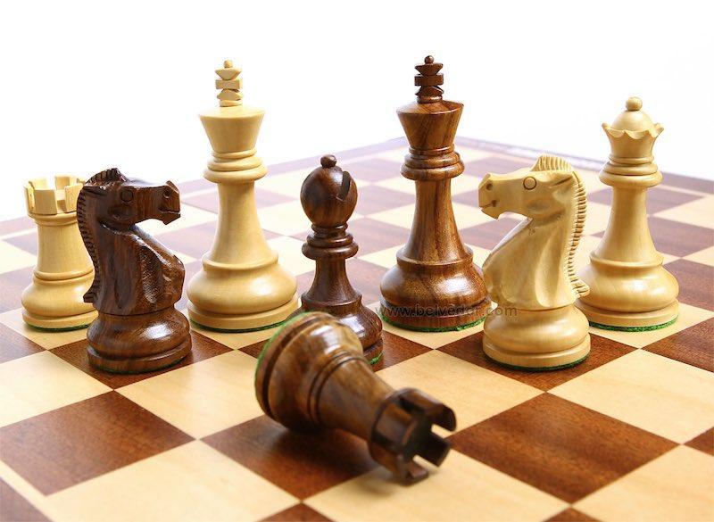Частные уроки по шахматам (Скайп)