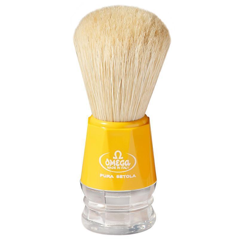 Помазок для бритья omega 10018