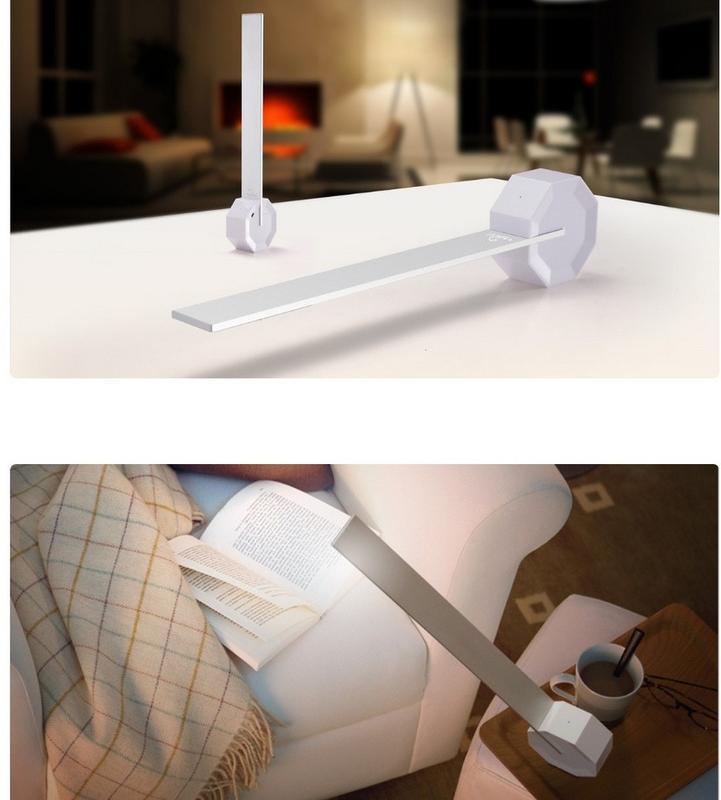 Стильная настольная led лампа usb - Фото 3