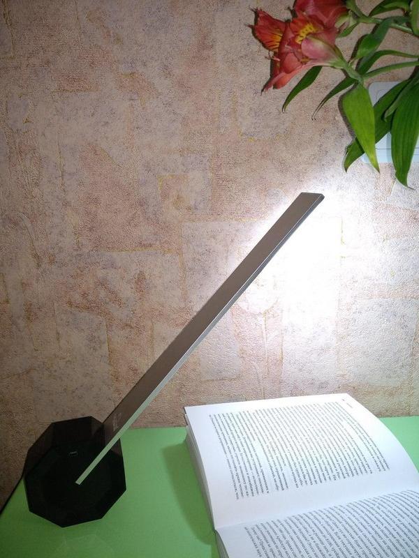 Стильная настольная led лампа usb - Фото 4