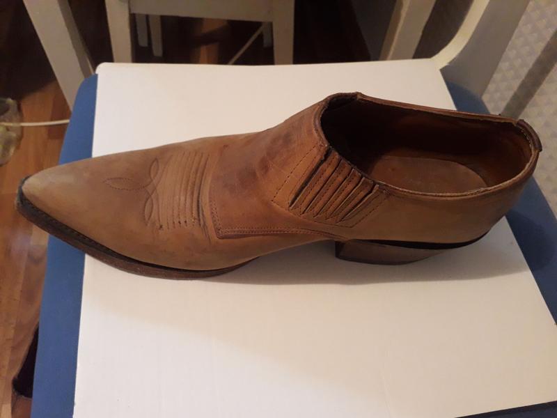 Ковбойські ботинки 41.5-42