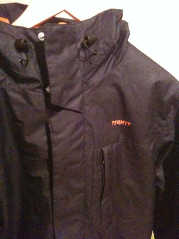 Утепленная мужская куртка TERMIT
