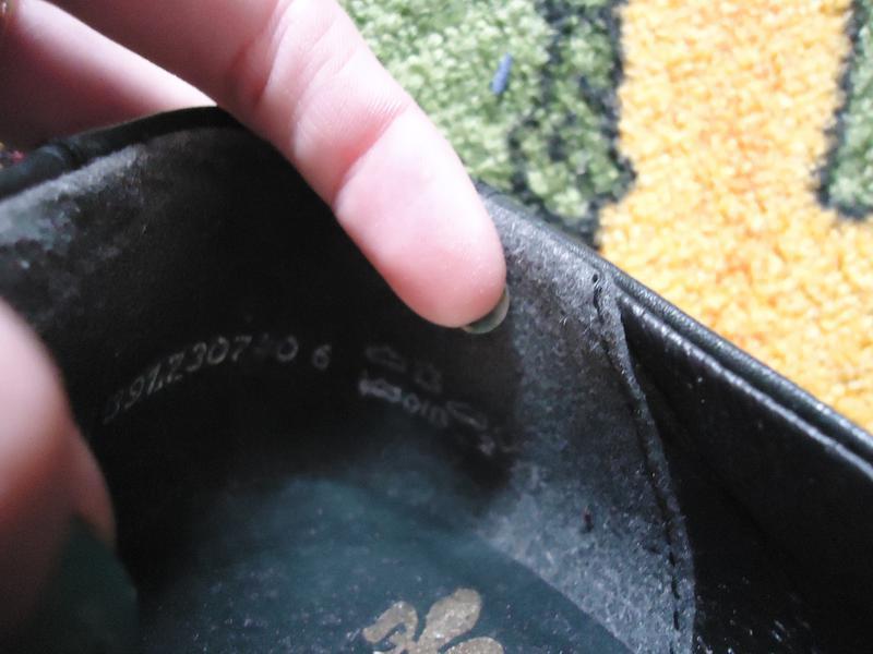 Кожаные фирменные туфли антистресс - Фото 3