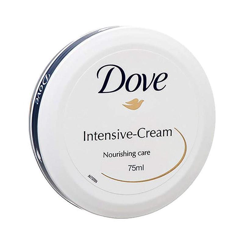 Крем для лица и тела dove intensive nourishing care cream