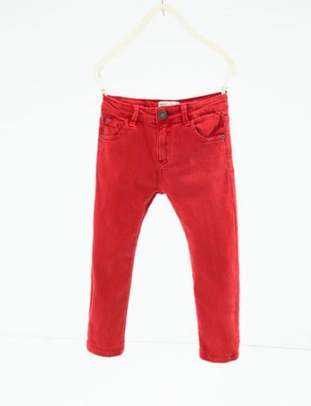 Крутые джинсы зара zara для мальчика 7 лет, 122 см, состояние ...