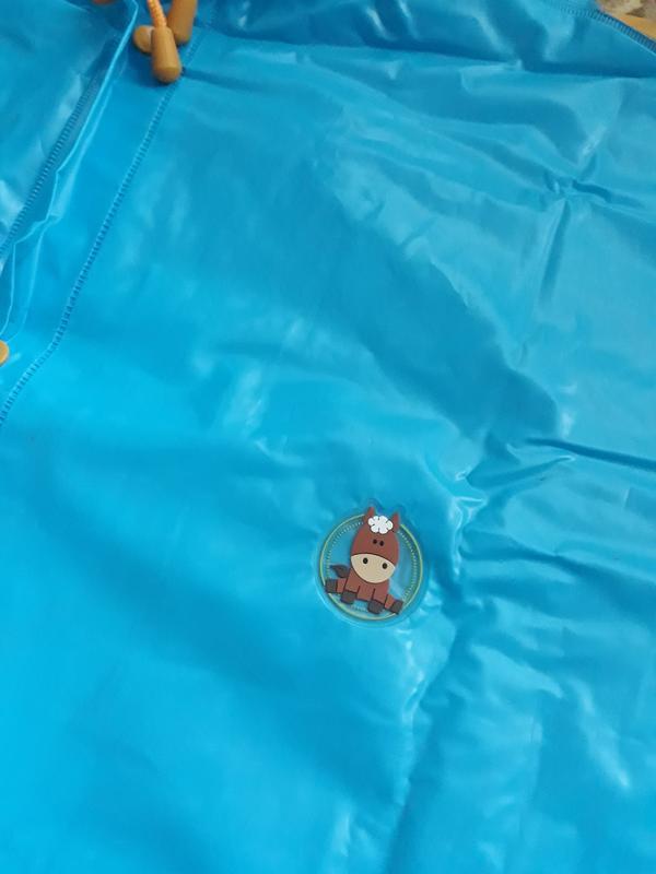 Детский дождевик для мальчика/девочки - Фото 3